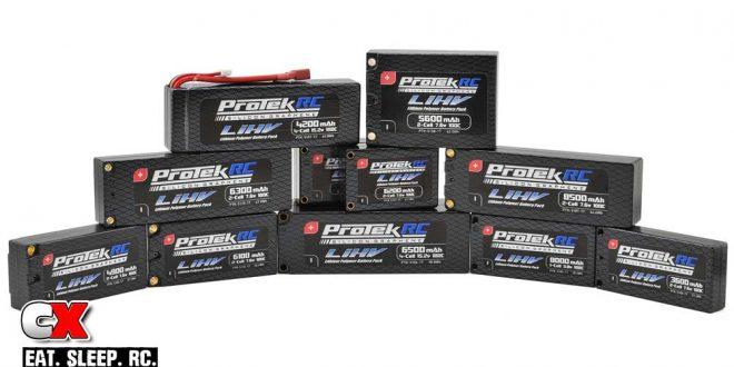 ProTek Silicon Graphene HV LiPo Batteries