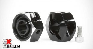 AVID RC Clamping 12mm Hex for the Team Associated B6 / B6D