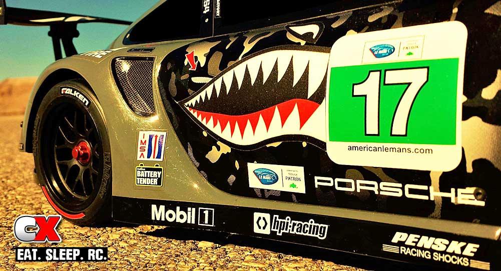 Project Hpi Desert Land Shark Rs4 Sport 3 Flux Build