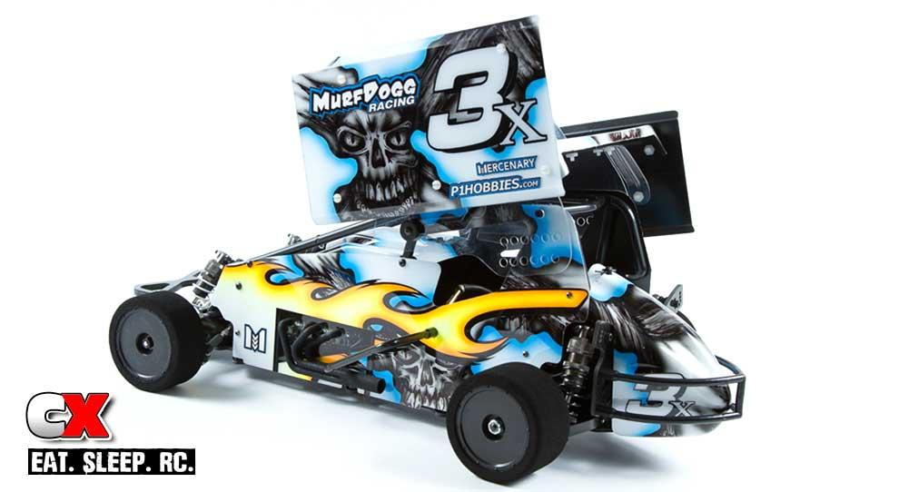 Murfdogg Demon X 2wd Electric Sprint Car