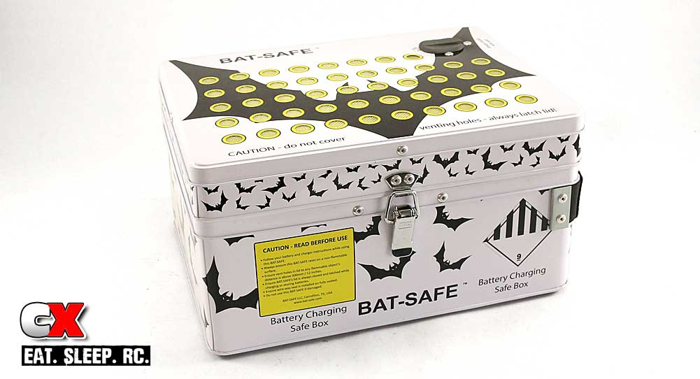 Review: Bat-Safe Battery Charging Box