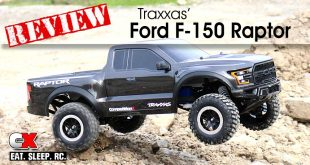 Review: Traxxas 2017 Ford Raptor Replica