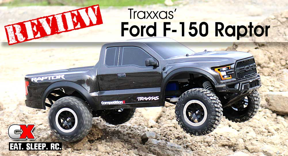review traxxas 2017 ford f 150 raptor. Black Bedroom Furniture Sets. Home Design Ideas