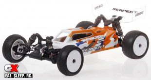 Serpent Spyder SDX4 1:10 Scale 4WD Buggy