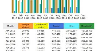 CompetitionX Site Statistics – November 2016