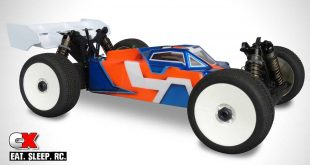 Tekno RC EB48.4 1:8 Scale Competition E-Buggy Kit
