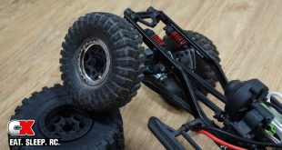 Dinky RC Cantilever Suspension Kit for the Axial SCX10 II