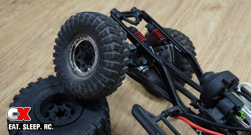 Dinky RC Cantilever Suspension Kit for the Axial SCX10