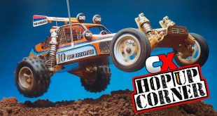 Hop Up Corner: Team Associated RC10 Classic