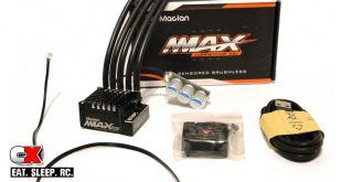 Review: Mclan MaxPro 160A ESC with MRR 13.5T Brushless Motor