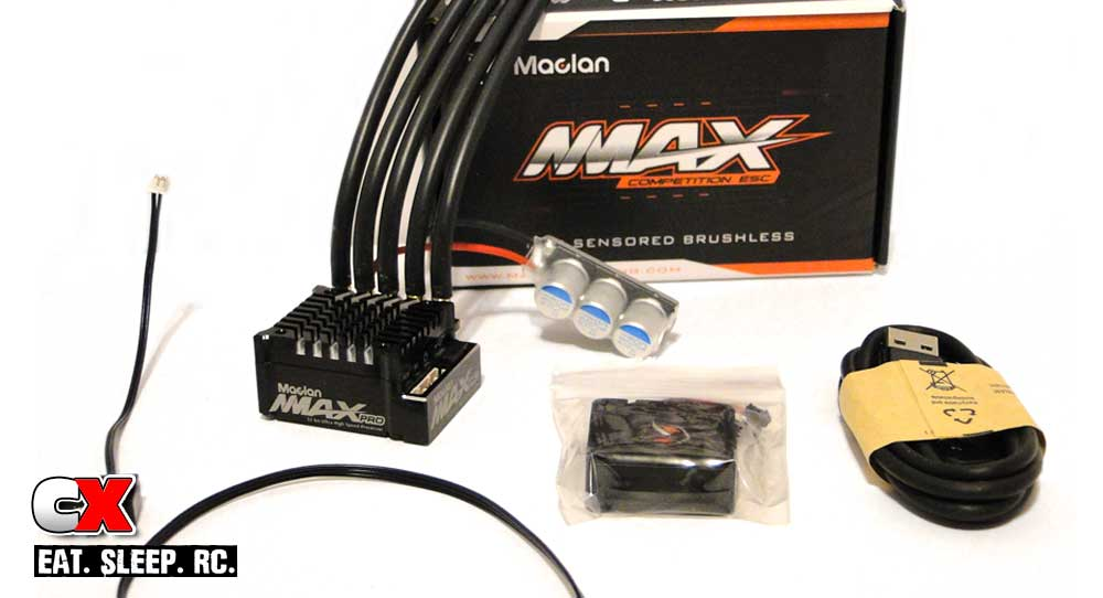 Review: Maclan MaxPro 160A ESC with MRR 13.5T Brushless Motor