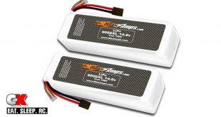MaxAmps 9000XL 4S 14.8v X-Maxx LiPo Packs