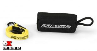Pro-Line Scale Recovery Tow Strap and Duffel Bag
