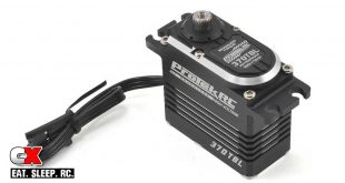 ProTek RC 370TBL Black Label Waterproof Crawler Servo