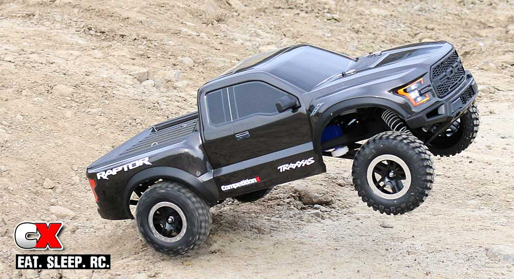 review traxxas 2017 ford f 150 raptor competitionx. Black Bedroom Furniture Sets. Home Design Ideas