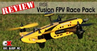Review: RISE Vusion Extreme FPV Race Pack