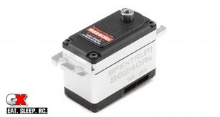 Spektrum S6240RX High Speed Digital Servo with Integrated Receiver