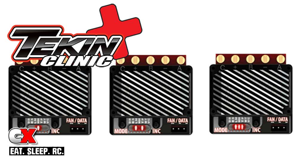 Tekin Clinic - Learn What the Blinking Lights on Your ESC Mean