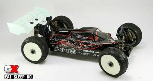 Tekno RC EB48.4 1:8 Scale E-Buggy Build
