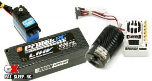 Tekno RC EB48.4 E-Buggy Build – Part 6 – Electronics