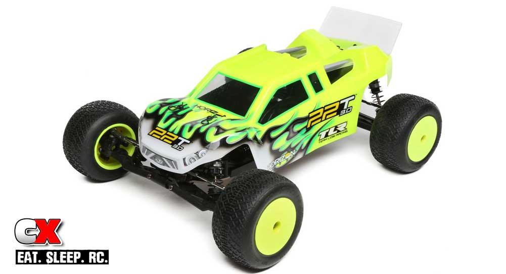 TLR 22T 3.0 MM 2WD Stadium Truck Kit
