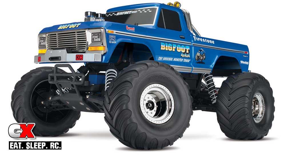 Traxxas BIGFOOT No 1 Original Monster Truck