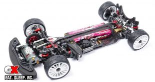 VBC Racing FF17 1:10 Front Wheel Drive Touring Car