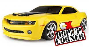 Hop Up Corner: HPI Sprint 2 Flux