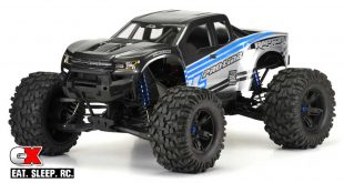 Pro-Line Racing 2017 Ford F-150 Raptor Body for the Traxxas X-Maxx