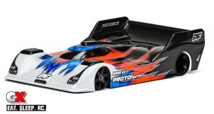 PROTOform BMR-12.1 1:12 Scale Racing Body