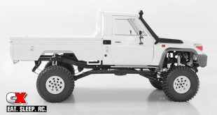 RC4WD TrailFinder2 LWB Now Available with the Land Cruiser LC70 Hard Body