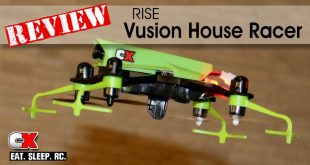 Review: RISE Vusion House Racer FPV Indoor Drone