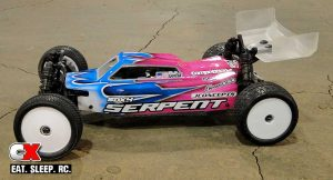 Review: Serpent SDX4 Competition 4WD Buggy