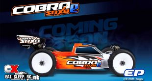 Serpent Cobra SRX8E 1:8 Scale E-Buggy