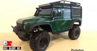 Traxxas Trail Truck Leaked Photos