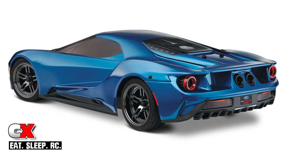 traxxas ford gt awd 4 tec 2 0. Black Bedroom Furniture Sets. Home Design Ideas