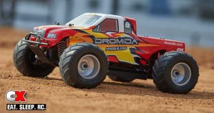 Dromida 1:18 4WD Brushless Monster Truck RTR