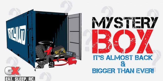 RC4WD Mystery Boxes are Back