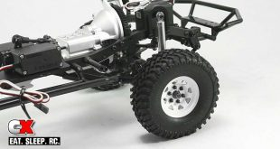 RC4WD Trail Finder 2 LWB Trail Truck Build - Part 7 - Bumpers, Wheels and Tires