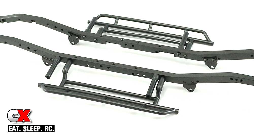 RC4WD Trail Finder 2 LWB Trail Truck Build - Part 1 - Frame Rails