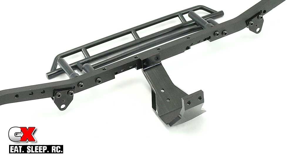 RC4WD Trail Finder 2 LWB Trail Truck Build - Part 1 - Frame Rails ...