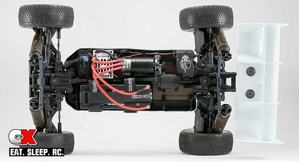 Review: Tekno RC EB48 4 1:8 Scale E-Buggy