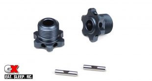 Tekno RC 17mm Narrow Wheel Hubs