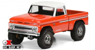 Pro-Line Racing 1966 Chevrolet C-10 Body