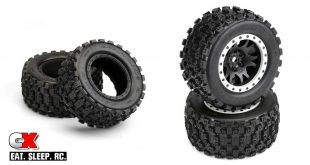 Pro-Line Racing Badlands MX43 Pro-Loc All Terrain Tires