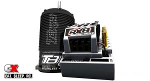 Tekin RX8 GEN2 ESC / Tekin T8i Indoor Brushless Motor