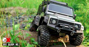 Traxxas TRX-4 1:10 Scale Trail Truck