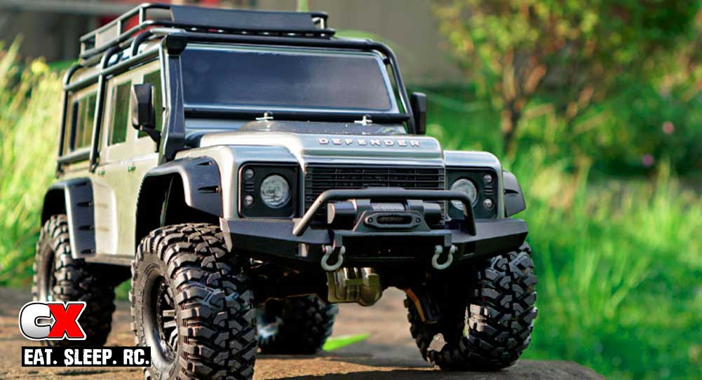 Traxxas TRX-4 1:10 Scale and Trail Truck