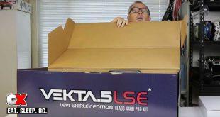 Kraken RC VEKTA.5 LSE Pro Kit Unboxing