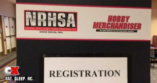 2017 NRHSA Show Las Vegas - Lots of New RC Products to Share